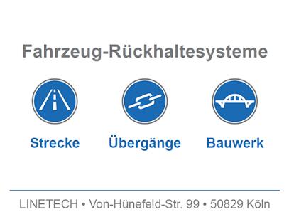 Arten von Fahrzeug-Rückhaltesystemen