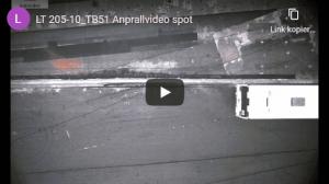 lt 205-10 anprallvideo