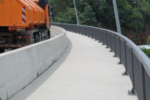 Produktbild LT 101 BW Bauwerk Linetech Fahrzeugrueckhaltesystem Betonschutzwand