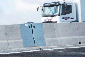 Produktbild LT 1-5-1 Dilatation Linetech Fahrzeugrueckhaltesystem Betonschutzwand