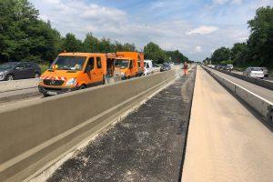 Produktbild LT 102 Strecke H2 Linetech Fahrzeugrueckhaltesystem Betonschutzwand